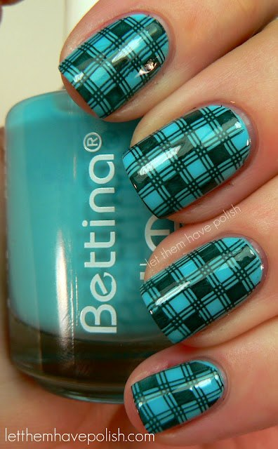 Interesting cool nail art designs