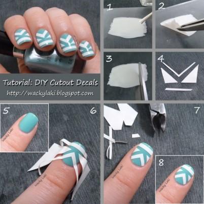 12 amazing diy nail art designs amazingnailart 12 amazing diy nail art designs s prinsesfo Gallery