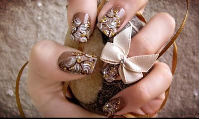 35 Fabulous Collection Of Nail Art Examples Amazingnailart