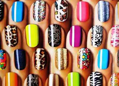 50 Amazing Nail Art Designs-s