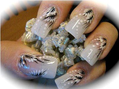 How to do an nail art