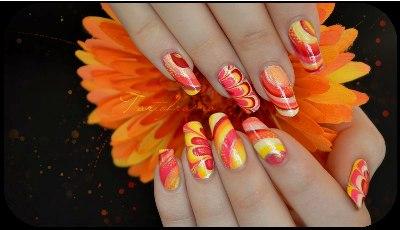 2013 Summer Nails Art Image-s