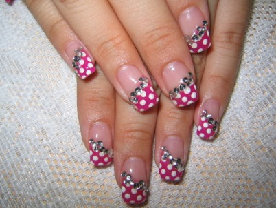 50 Amazing The Nail Art Designs-s