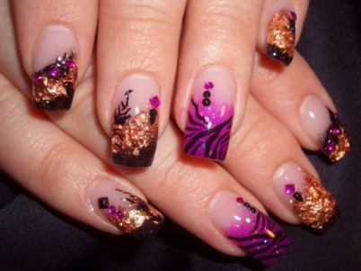 Amazing Nail Art Pictures-s