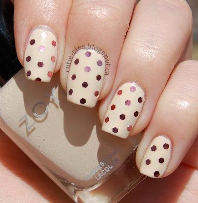 Glequin Polka Dots-s