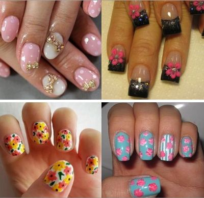 How To Make Cool Designs On Your Nails Fpgirl Style Mag