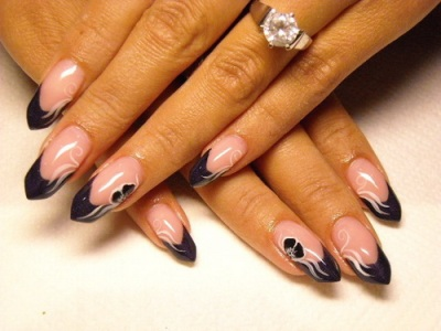 Short Acrylic Nails Designs | AmazingNailArt.