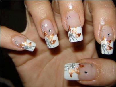 Fabulous nail art designs amazingnailart the becomegorgeous showcases their fabulous nail art designs prinsesfo Image collections