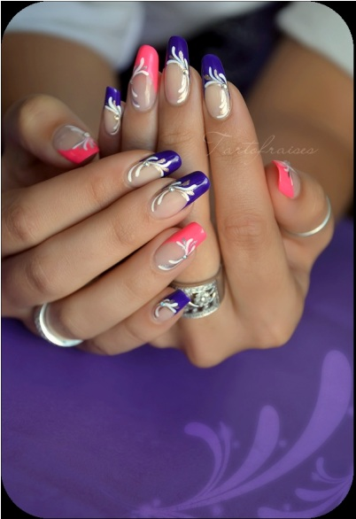 8 step do it yourself french manicure amazingnailart the sheknows wanna share 8 step do it yourself french manicure with you solutioingenieria Gallery