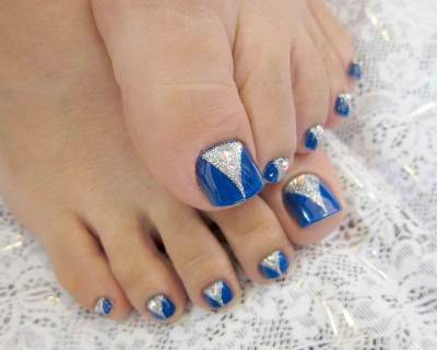 Pedicure Nail Art Designs For Fall Amazingnailart