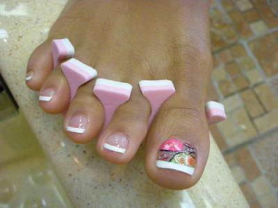 Toe Nail Designs Ideas summer toenail design ideas chic toe nail art ideas for summer latest toenail art The Naildesignsmagcom Wanna Present Toe Nail Designs Ideas With You