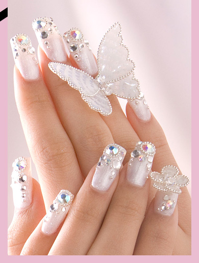 Nail art designs trends for short long nails 2013 the pakfashion2014spot would like to share the nail art designs trends for short long nails 2013 prinsesfo Choice Image
