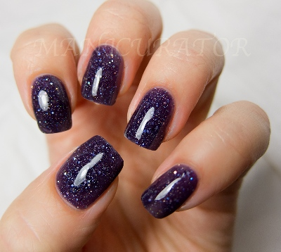 Kbshimmer.com love to impart the Witch Nail Art with you. - Witch Nail Art AmazingNailArt.org