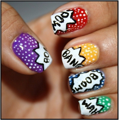 Simple-Nail-Art-Design