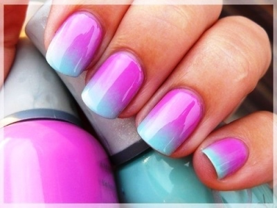 Tips And Tricks For A Gradient Nail Art Tutorial Amazingnailart