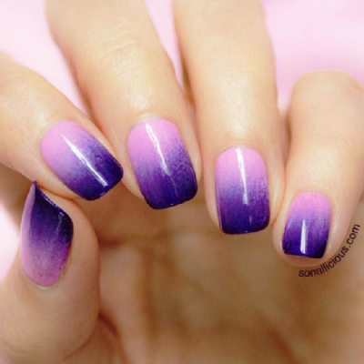 How To Get Ombre Nails By Tom Bachik AmazingNailArtorg