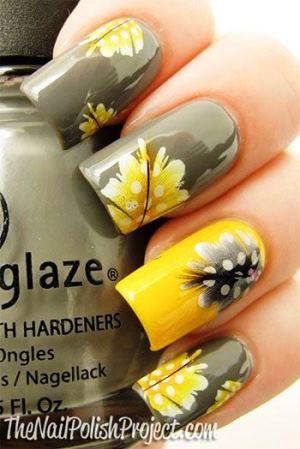 Awesome Spring Nail Art Designs Ideas 2014 Amazingnailart