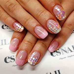 simple spring nail art ideas for beginners. Black Bedroom Furniture Sets. Home Design Ideas