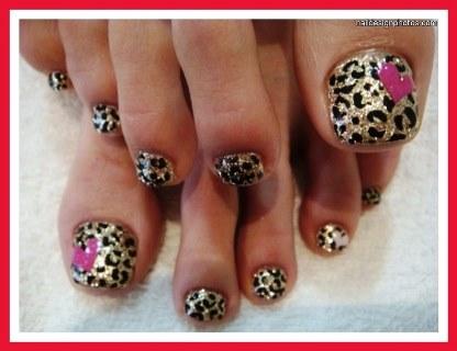 Simple Toe Nail Art Designs Amazingnailart