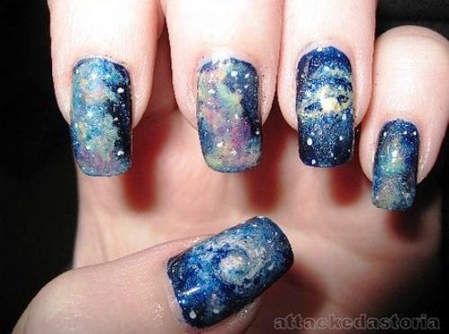 Galaxy nails tutorial amazingnailart 7798fabff2fd890bbd8518a74ba03897 s prinsesfo Gallery