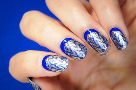 Tribal Nail Art Design Inspirations Amazingnailart