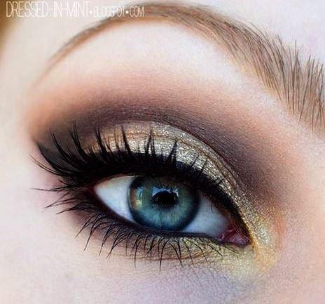 7 makeup tips for gorgeous blue eyes  amazingnailart