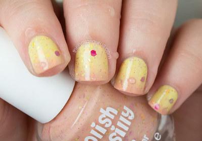 27 Lazy Girl Nail Art Ideas
