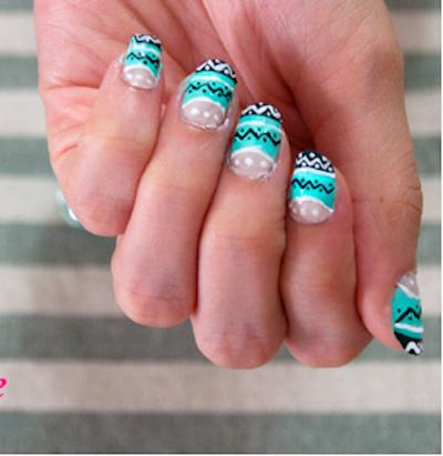 9/11 nail art