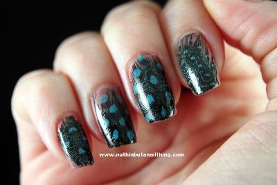 Diy Feather Nail Art Tutorial Amazingnailart
