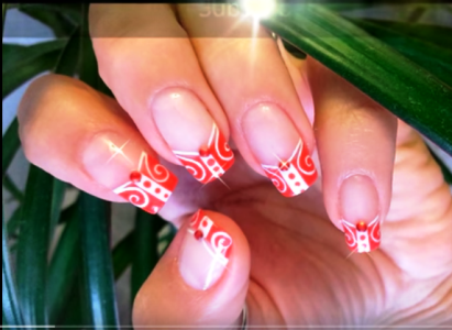 are you looking for a nail art idea that will give you that sultry classic look if yes then you are in the right place this nail art tutorial will show