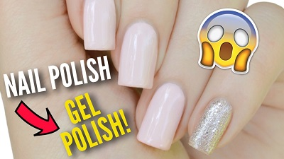Transform Your Nail Polish Into Gel Polish 1