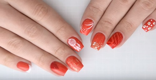10 Quick Nail Art Ideas If Youre Lazy Or Late Amazingnailart