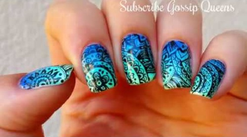 Summer Nail Art Designs 2017