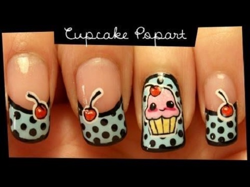Cupcake Popart