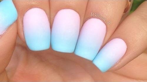 Simple Pastel Grant Nails Amazingnailart Org