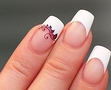 5 minute manicure